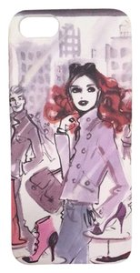 Izak Fashion Girl Phone Case