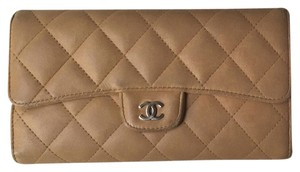 Chanel Chanel Classic Quilted Long Wallet