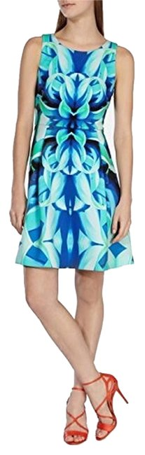 Karen Millen short dress Aqua on Tradesy