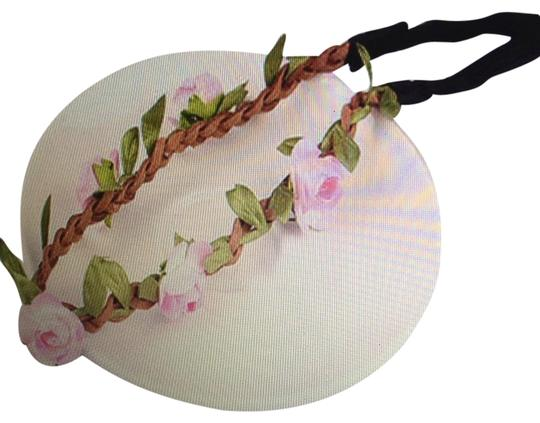 Other PINK FLORAL HEADBAND