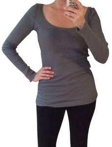 Michael Stars Ballet Neck Casual Tunic