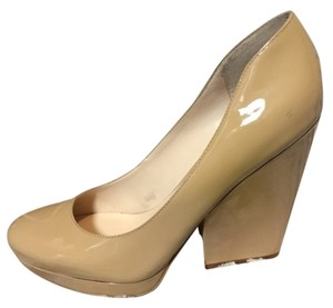 Boutique 9 nude Wedges