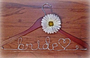 Wedding Bride Hanger