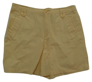 White Stag Bermuda Shorts Yellow