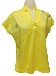Jamie Sadock Shirt T Shirt yellow