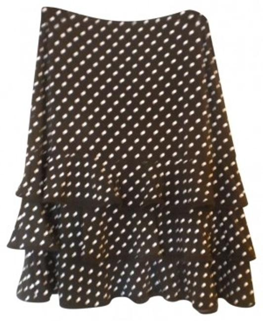Preload https://img-static.tradesy.com/item/40268/body-central-black-and-white-with-polka-dots-ruffle-knee-length-skirt-size-8-m-29-30-0-0-650-650.jpg