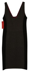 Weston Wear Black Grey Dress