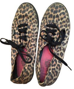 Vans Leopard Athletic