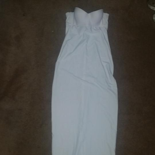 Preload https://item1.tradesy.com/images/david-s-bridal-white-stretch-long-bralet-spanx-slip-undergarmet-32a-sexy-wedding-dress-size-6-s-4027585-0-0.jpg?width=440&height=440