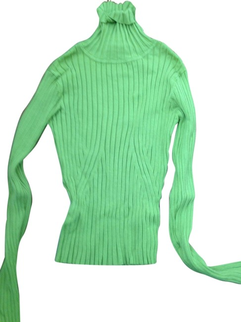 Preload https://item3.tradesy.com/images/lime-green-sweaterpullover-size-4-s-4027642-0-0.jpg?width=400&height=650