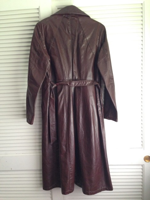Gino Leathers Vintage Trench Coat