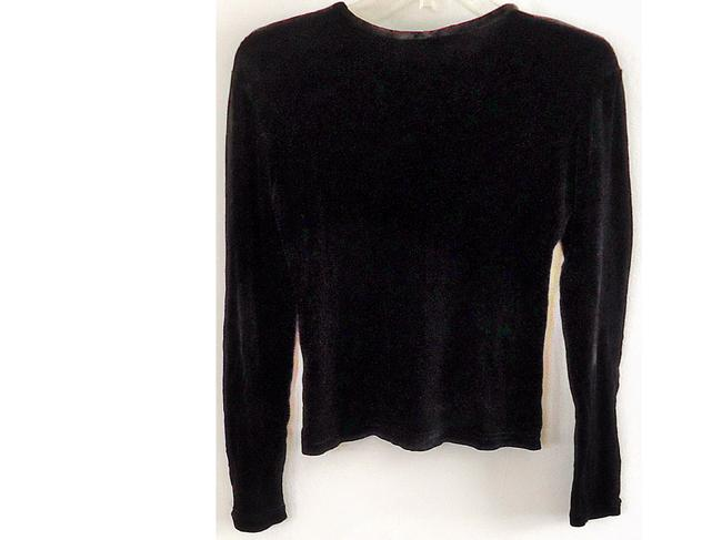 Club Monaco Velvet Stretchy Sweater