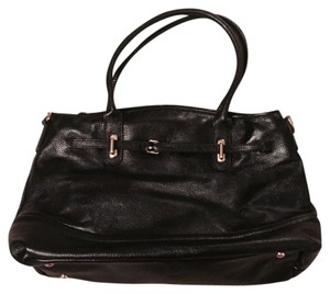 Zenith Tote in Black