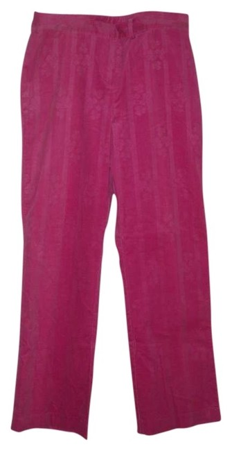 Preload https://item1.tradesy.com/images/lilly-pulitzer-pink-boot-cut-pants-size-2-xs-26-402845-0-0.jpg?width=400&height=650