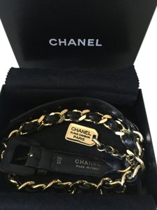 Chanel Authentic Chanel belt