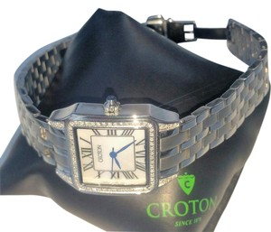Croton 0.50 Carat Diamond Ladies Watch