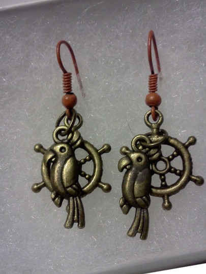 Preload https://item5.tradesy.com/images/antique-bronze-orange-new-never-worn-hook-style-parrot-with-ship-wheel-made-by-me-earrings-4029739-0-0.jpg?width=440&height=440