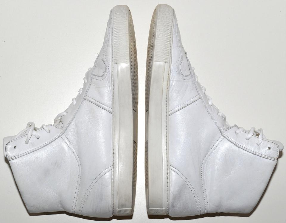 3be442537923 Common Projects Bball Basketball Sneakers High Top Mens White Athletic  Image 11. 123456789101112