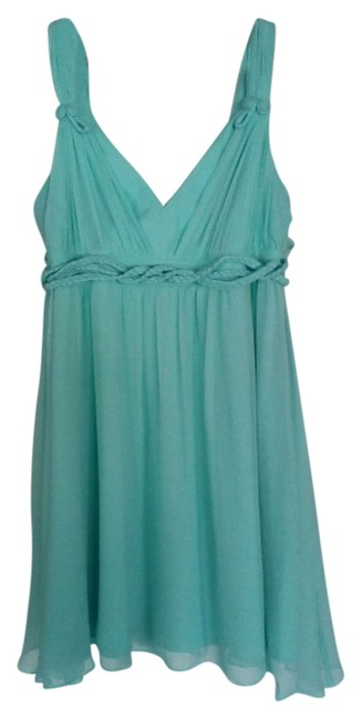 Guess By Marciano short dress seafoam green on Tradesy