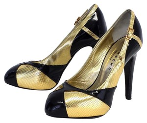 John Richmond Patent Leather Pumps