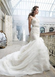Lazaro 3201 Wedding Dress