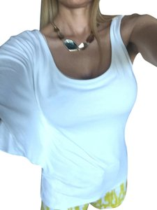 Cache WHITE Halter Top