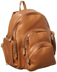 Vaquetta Leather Backpack
