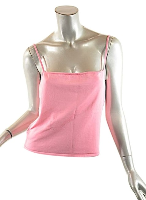 Preload https://item4.tradesy.com/images/ralph-lauren-pink-rayon-blend-rib-knit-camisole-wstretch-cropped-tank-topcami-size-12-l-4032613-0-0.jpg?width=400&height=650