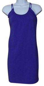 Victoria's Secret short dress Purple on Tradesy