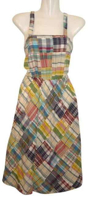dELiA's short dress Multi Patchwork on Tradesy