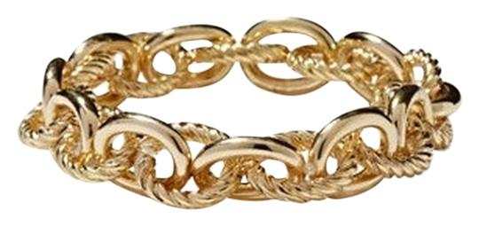 Other Goldtone stretch link bracelet