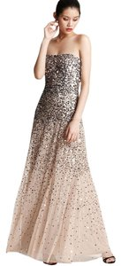 Adrianna Papell Sequin Strapless Dress