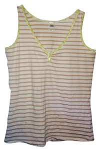 woman by Tohibo Top Yellow/tan