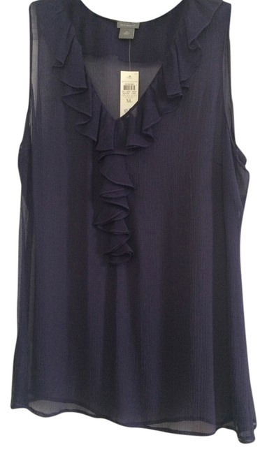 Preload https://item2.tradesy.com/images/ann-taylor-top-purple-4034131-0-0.jpg?width=400&height=650
