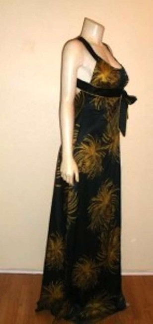 bebe Full Length Sleeveless Size Small Dress