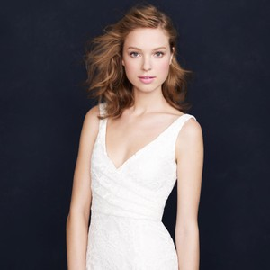 J.Crew Sara Lace Gown Wedding Dress