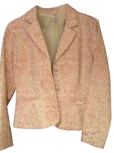 Old Navy Blazer Pink & Cream Jacket