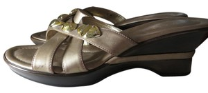 Amalfi Gold Sandals
