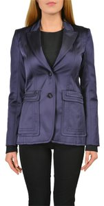 Just Cavalli Purple Blazer
