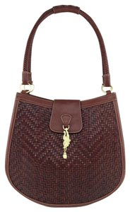 Barry Kieselstein-Cord Gold Hardware Shoulder Bag