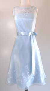 Venus Bridal Light Blue Bella Bridesmaid Style 943610 Dress