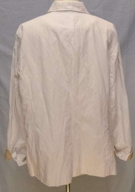 Chico's Casual white Jacket