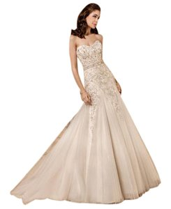 Demetrios Demetrios Princess Cut Wedding Dress