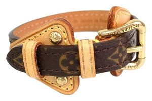 Louis Vuitton Louis Vuitton Monogrammed Bracelet