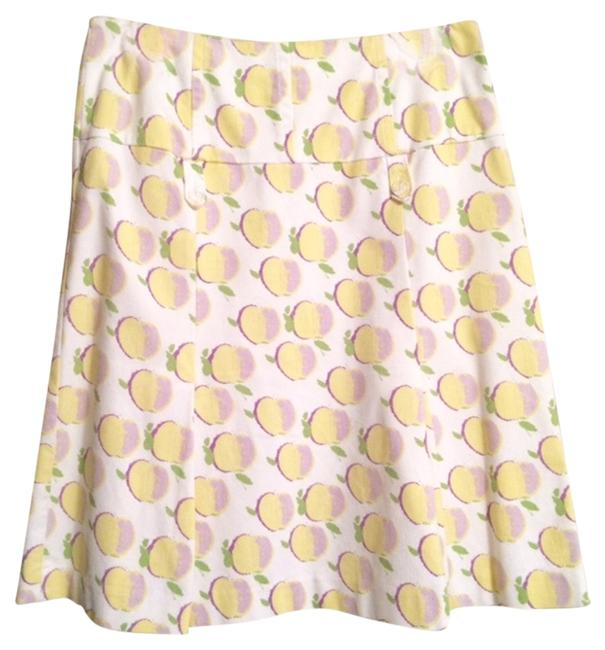 Kenar Skirt White, Yellow, Lavender