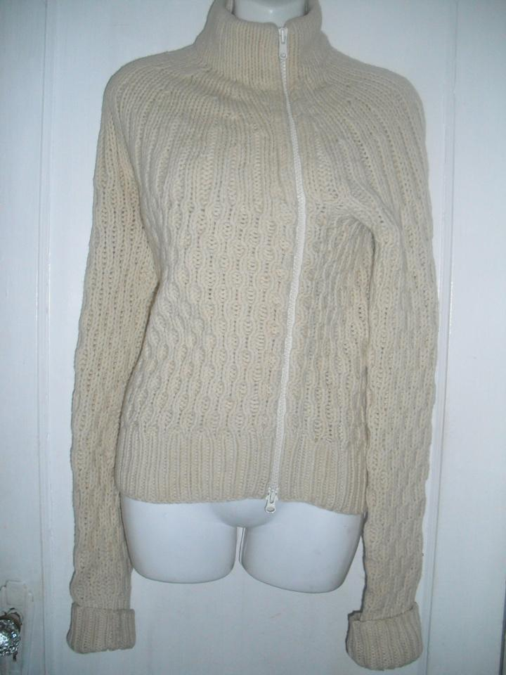 Pullover Cable Fishermen Marc Sweater White Jacobs Knit Bone 0gO6xC