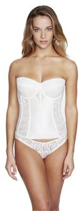 Dominique Dominique Lace Corset Bridal Bra 8949 Ivory Size 34DD