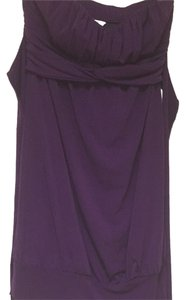 Speechless short dress Purple on Tradesy