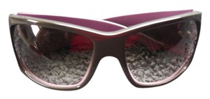 Diesel Diesel Gray and Lavender Sunglasses