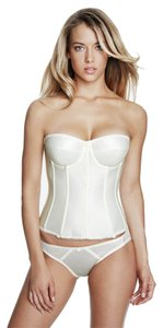 Dominique Dominique Satin Corset Bridal Bra 8950 Ivory Size F
